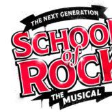 School of Rock tickets on sale now logo