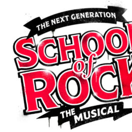 School of Rock tickets on sale now logo