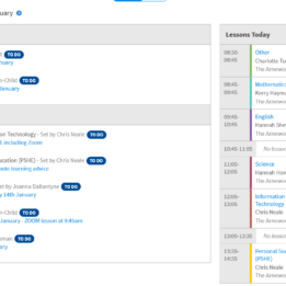 Planner View in Firefly
